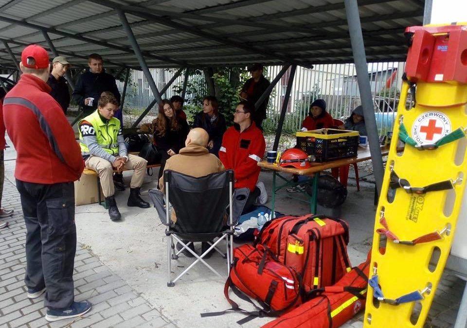 Szkolenie z pierwszej pomocy przedmedycznej z instruktorami GR PCK Opole
