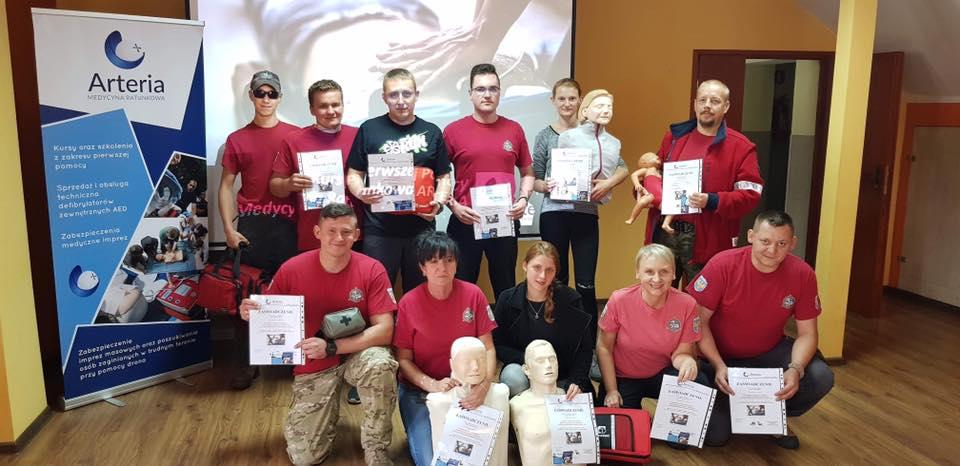 Szkolenie z zakresu BLS/AED