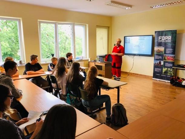 Tarnów Opolski TV: Nowy kurs dla ósmoklasistów
