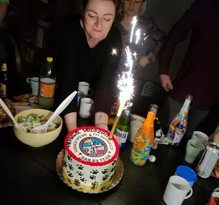 Pierwsze urodziny OPOLSARU