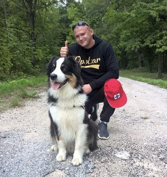 Szkolenie z przewodnikami psów z grupy świętokrzyskiej