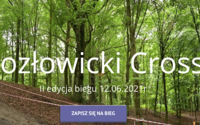OPOLSAR ponownie partnerem organizacyjnym Kozłowickiego Crossu.