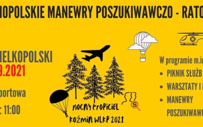 OPOLSAR będzie reprezentował Opolszczyznę na Ogólnopolskich Manewrach Poszukiwawczo – Ratowniczych.
